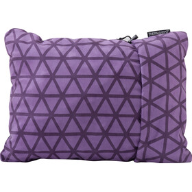 Therm-a-Rest Compressible Pillow Large amethyst